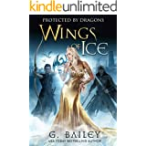 Wings of Ice: A Reverse Harem Academy Romance. (Her Guardian's Series Book 5)