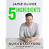5 Ingredients - Quick & Easy Food: Jamie's most straightforward book