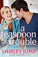 A Teaspoon of Trouble (The Bachelor Bake-Off Book 1) Kindle Edition