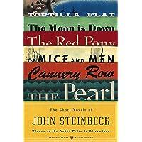 The Short Novels of John Steinbeck: (Penguin Classics Deluxe…