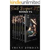 Black Reapers MC Books 1-6: An MC Romance Box Set (Black Reapers MC Box Sets Book 1)