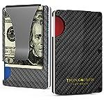 Money Clip Minimalist Wallet Case Aluminium RFID Premium Design for Men Women