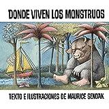 Donde viven los monstruos: Where the Wild Things Are (Spanish edition) (Historias Para Dormir)