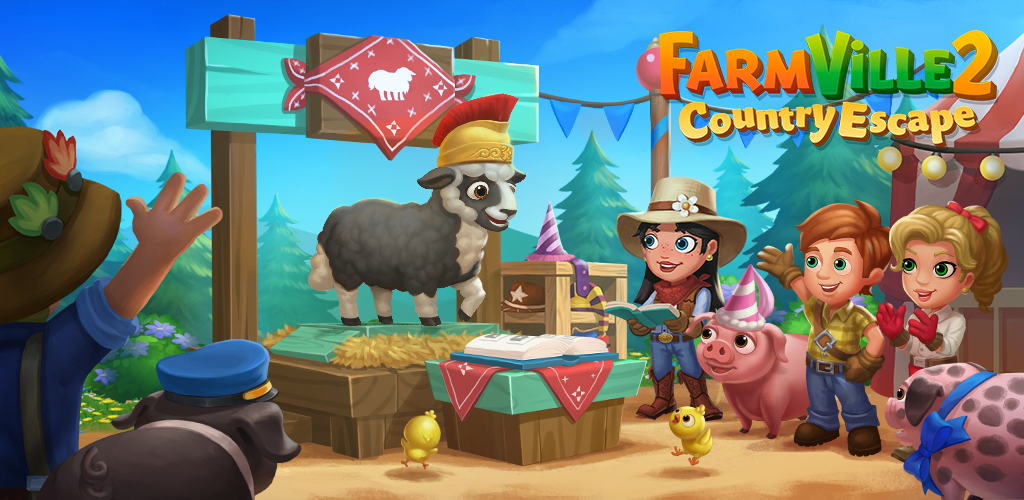 FarmVille 2 のんびり農場生活(Zynga Game Network)