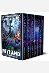 Feyland: The Complete Series: A Fantasy/GameLit Adventure Kindle Edition
