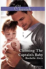 Claiming The Captain's Baby (American Heroes Book 2) Kindle Edition