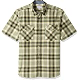Carhartt Men's Rugged Flex Bozeman Short Sleeve Shirt