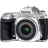 PENTAX デジタル一眼レフカメラ K-5 レンズキット シルバー (DA40mm F2.8 XS シルバー付属 世界限定1500台)