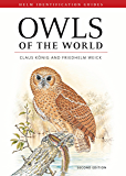 Owls of the World (Helm Identification Guides) (English Edition)