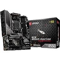MSI MAG B550M MORTAR マザーボード MicroATX [AMD B550 チップセット搭載] Ryz…