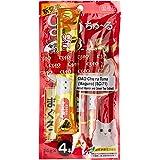 (14g x 4 Sticks) Ciao Churu Cat Treats (Maguro)