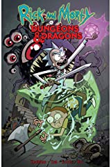 Rick and Morty vs. Dungeons & Dragons Kindle Edition
