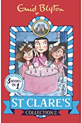 St Clare's Collection 2: Books 4-6 (St Clare's Collections and Gift books) Kindle Edition