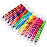 Mr. Pen- 18 Pc Highlighter Set 6 Gel Bible Highlighter Non Bleed 8 Highlighter Pen Journaling Highlighters Bible Safe Bible S