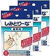 【まとめ買い】しみとりーな携帯用 ティッシュタイプ 4包×3個