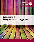 Concepts of Programming Languages, Global Edition (English Edition)