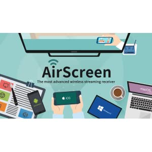 AirScreen - AirPlay & Google Cast & Miracast & DLNA 画像11