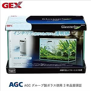 ジェックス グラステリアサイレント360スリムH 静音フィルター付
