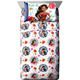 Disney Elena of Avalor Dancing Script 3 Piece Twin Sheet Set