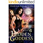 Hidden Goddess (Shadows of the Immortals Book 4)