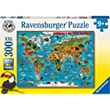 Ravensburger 13257 Animals of The World 300pc