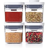 OXO Good Grips POP Minim Container Set, One Size, Clear, 11236100