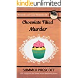 Chocolate Filled Murder (Frosted Love Cozy Mysteries Book 16)