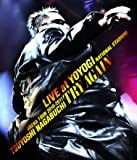 """ARENA TOUR 2010-2011 """"TRY AGAIN"""" [Blu-ray]"""