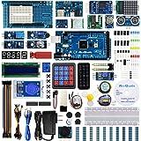 REXQualis Arduino Mega 2560 Kit The Most Complete Ultimate Starter Kit w/Detailed Tutorial for Arduino Mega2560 Robot Kit