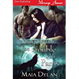 The Trouble with Parris [Grey River 7] (Siren Publishing Menage Amour)