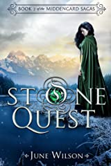 Stone Quest: Book 2 of the Middengard Sagas Kindle Edition