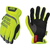 Mechanix Wear - Hi-Viz FastFit Gloves (X-Large, Fluorescent Yellow)