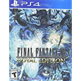 Final Fantasy XV Royal Edition, PlayStation 4