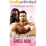 Rescuing Single Mom: Enemies to Lovers Standalone Romance (Turning Good Book 1)