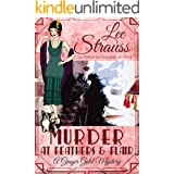 Murder at Feathers & Flair: a 1920s cozy historical mystery (A Ginger Gold Mystery Book 4)