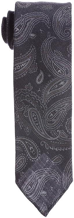 Wool Paisley Tie 11-44-0222-441