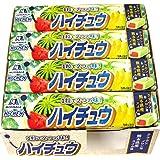 森永製菓 ハイチュウ クラウンメロン味&熊本県産スイカ味 12粒×12個
