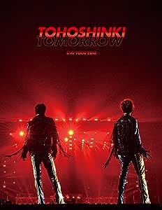 東方神起 LIVE TOUR 2018 ~TOMORROW~(Blu-ray Disc2枚組)(初回生産限定盤)