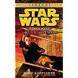 Rule of Two: Star Wars Legends (Darth Bane): 2
