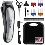 Wahl Lithium Ion Pro Series Cordless Dog Clippers Rechargeable Low Noise/Quiet Dog Grooming Kits for Hair Cut for Small/Large