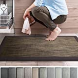 iCustomRug Ergonomic Anti Fatigue Kitchen Mat with Durable textalene Surface, for Comfort While Standing in Kitchen, Bathroom