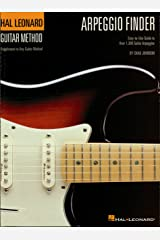 Arpeggio Finder: Easy-to-Use Guide to Over 1,300 Guitar Arpeggios Hal Leonard Guitar Method Kindle Edition