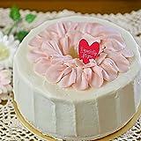 生クリーム シフォンケーキ ( ほんのり メープル の香り )5号 お誕生日 お祝い 記念日に