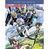 Knight's & Magic - The Complete Collection [Blu-ray + DVD + Digital] - From Canada