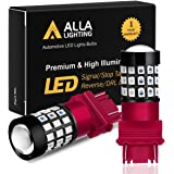 Alla Lighting 39-SMD Super Bright 4157 3457 3156 3057 3157 LED Bulb High Power 2835 SMD 12V LED 3156 3057 3157 Bulb Turn Sign