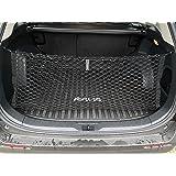 Envelope Style Trunk Cargo Net for Toyota RAV4 Rav4 Hybrid Prime LE XLE Limited Adventure TRD Off Road 2019-2021