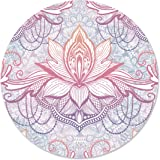 Cute Mouse Pad for Laptop & Computer - Non-Slip Small Home & Travel Mouse Pad for Women & Kids Mousepad - Vintage Mini Colorf