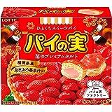 ロッテ パイの実(苺のプレミアムタルト) 69g ×10個