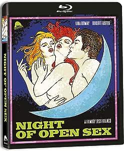 Night of Open Sex [Blu-ray]