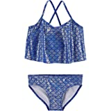 OshKosh B'Gosh Girls Two-Piece Swimwear Two Piece Swimsuit - Multi - 4/5